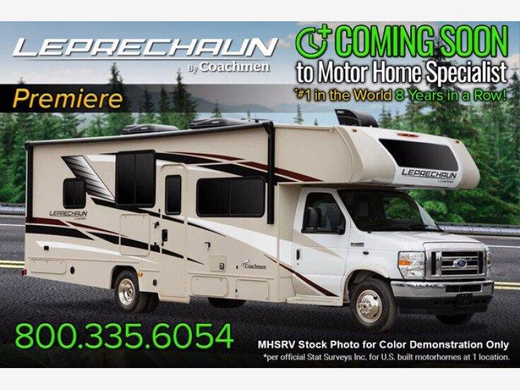 2022 Coachmen Leprechaun for sale 300322658