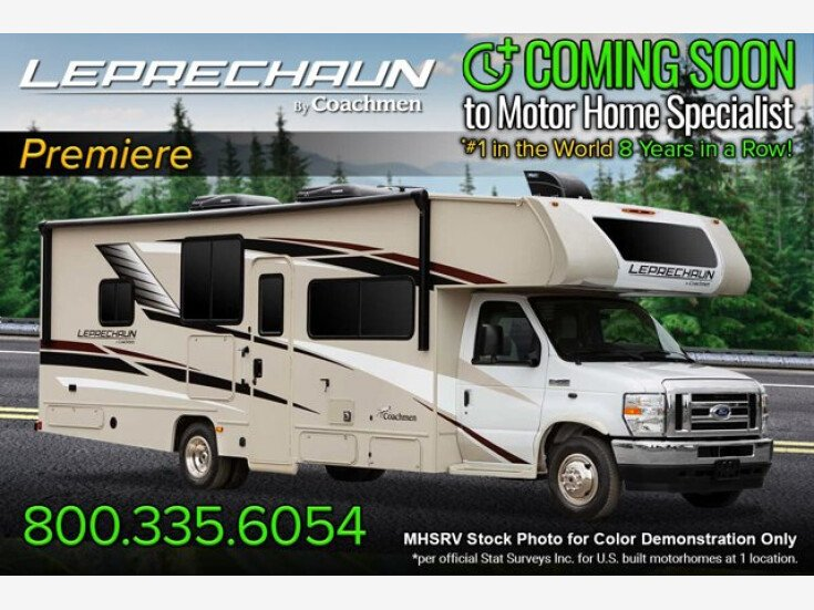 2022 Coachmen Leprechaun 319MB for sale 300322682