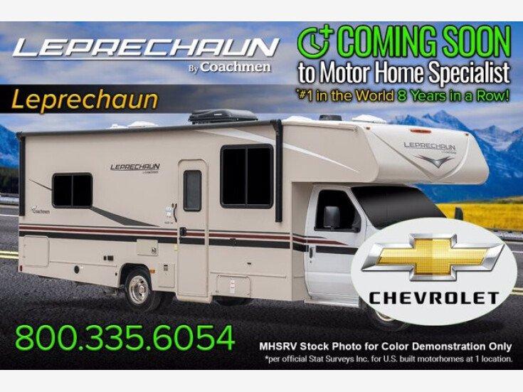 2022 Coachmen Leprechaun for sale 300322685