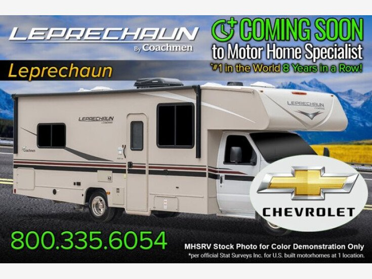 2022 Coachmen Leprechaun for sale 300322694