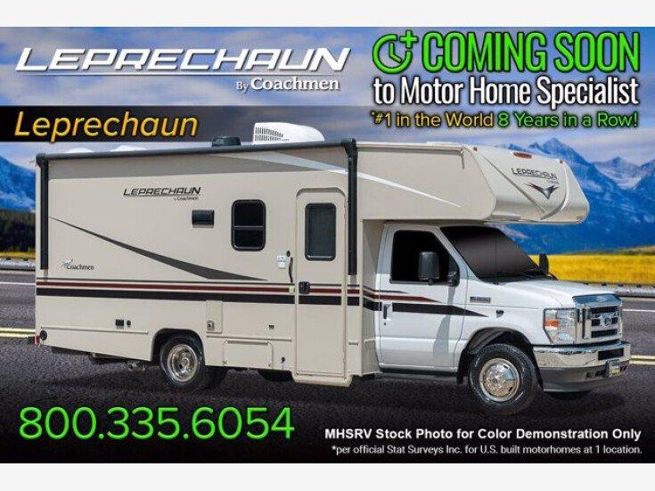 2022 Coachmen Leprechaun for sale 300322707