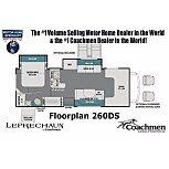 2022 Coachmen Leprechaun 260DS for sale 300335156
