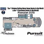 2022 Coachmen Pursuit for sale 300327031