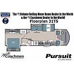 2022 Coachmen Pursuit for sale 300328082