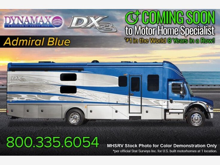 2022 Dynamax DX3 for sale 300322902