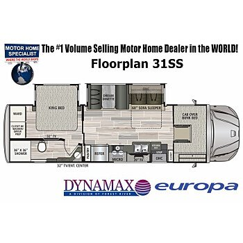2022 Dynamax Europa for sale 300333674