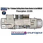 2022 Dynamax Europa for sale 300333692