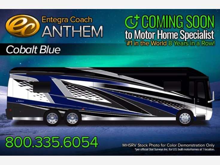 2022 Entegra Anthem 44B for sale 300292149
