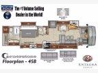 2022 Entegra Cornerstone 45B for sale 300292160