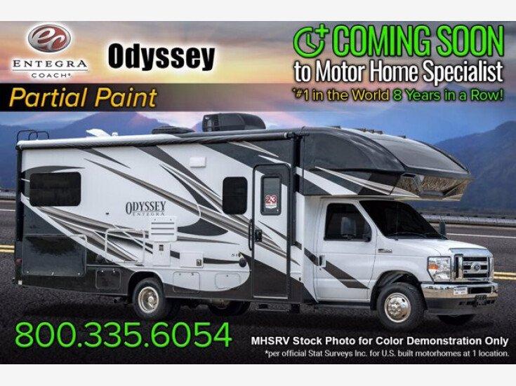 2022 Entegra Odyssey for sale 300267543