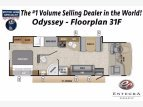 2022 Entegra Odyssey for sale 300293050