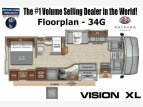 2022 Entegra Vision for sale 300282126