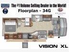 2022 Entegra Vision for sale 300320197