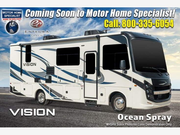 2022 Entegra Vision for sale 300324388