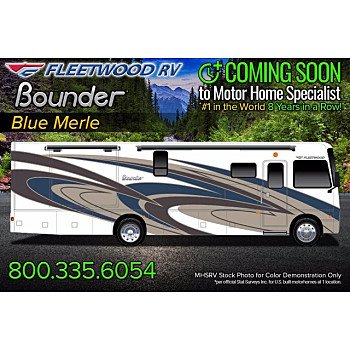 2022 Fleetwood Bounder 33C for sale 300298143
