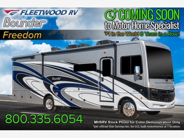 2022 Fleetwood Bounder for sale 300298343