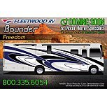 2022 Fleetwood Bounder 33C for sale 300314507