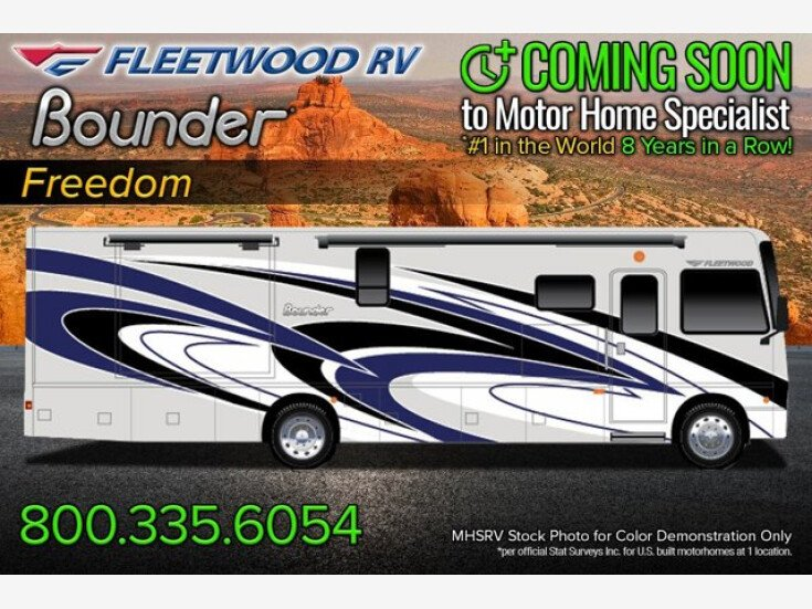 2022 Fleetwood Bounder for sale 300314509
