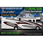 2022 Fleetwood Bounder for sale 300320600