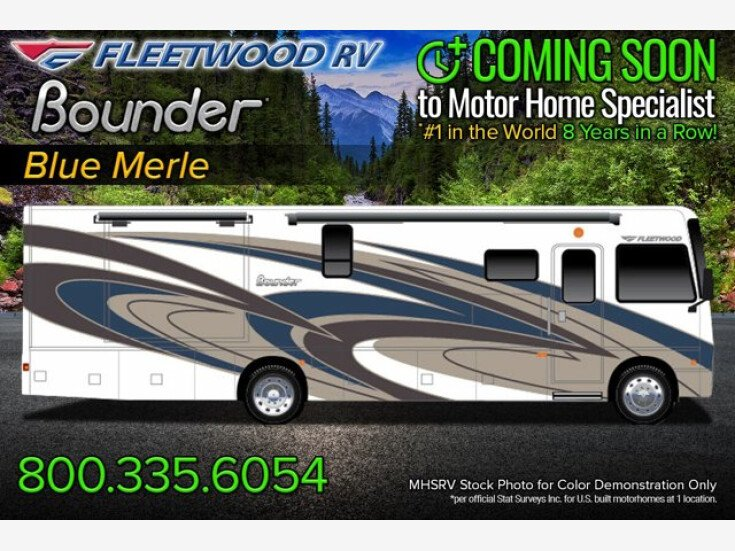 2022 Fleetwood Bounder 33C for sale 300320938