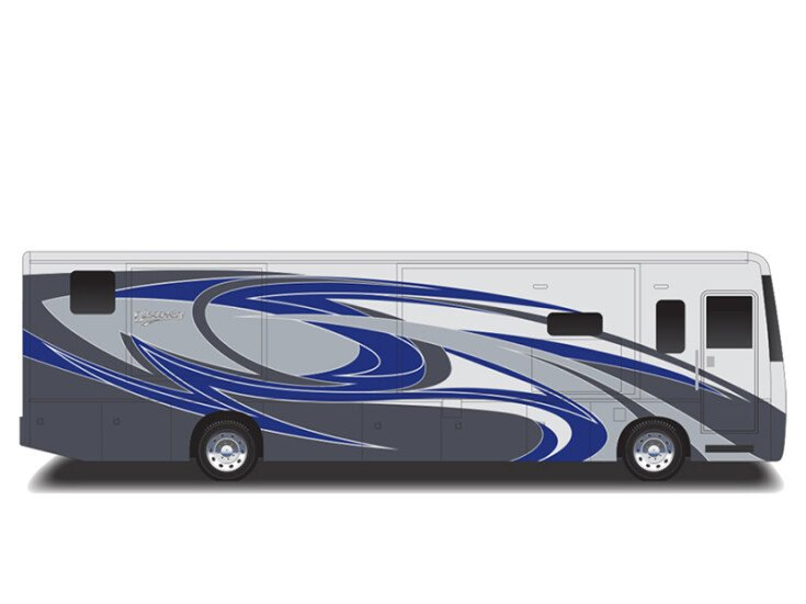 2022 Fleetwood Discovery 38N specifications