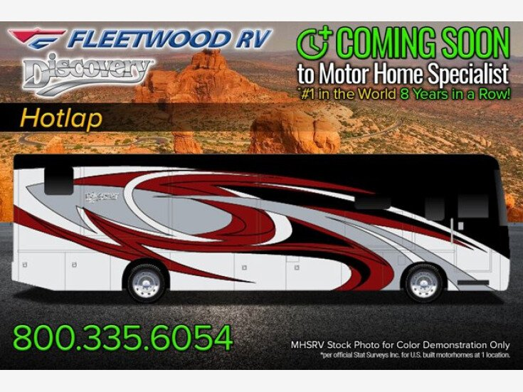 2022 Fleetwood Discovery for sale 300278000