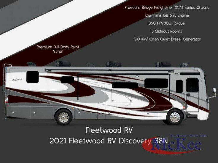 2022 Fleetwood Discovery for sale 300282715