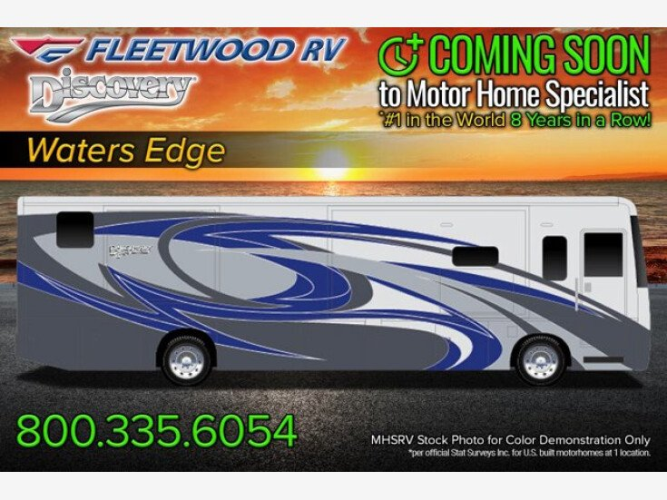 2022 Fleetwood Discovery for sale 300285228