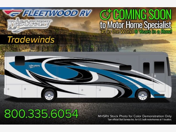 2022 Fleetwood Discovery for sale 300285237