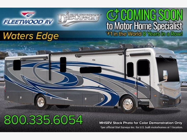 2022 Fleetwood Discovery for sale 300298339