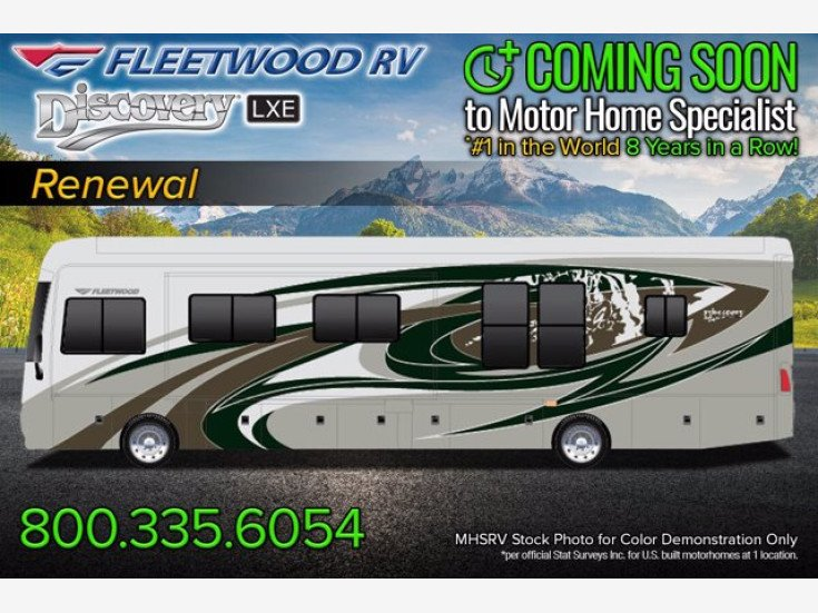 2022 Fleetwood Discovery for sale 300299022
