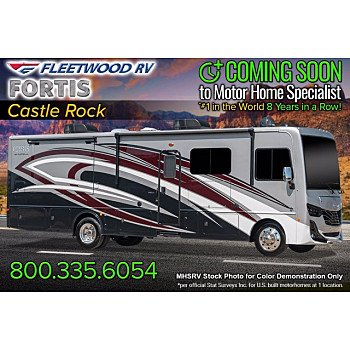 2022 Fleetwood Fortis for sale 300249232