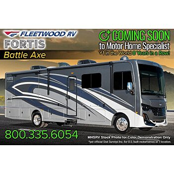 2022 Fleetwood Fortis for sale 300276057