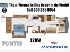 2022 Fleetwood Fortis for sale 300276060
