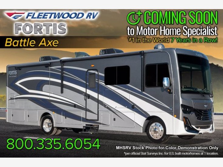 2022 Fleetwood Fortis for sale 300276068