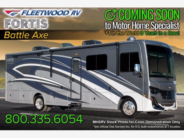 2022 Fleetwood Fortis for sale 300282746