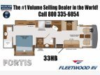 2022 Fleetwood Fortis for sale 300282750