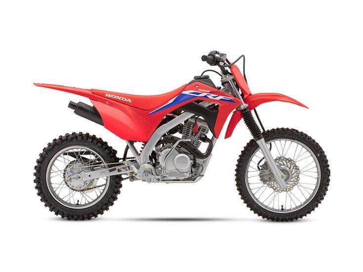 2022 Honda CRF125F 125F specifications