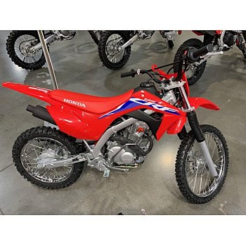 2022 Honda CRF125F for sale 201156002