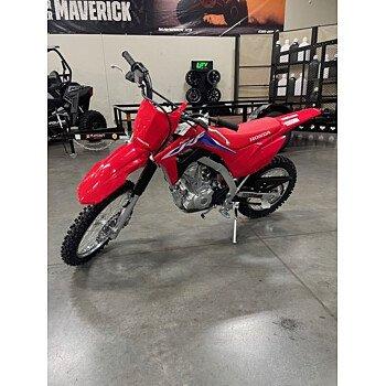 2022 Honda CRF125F for sale 201156004