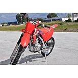 2022 Honda CRF125F for sale 201160104