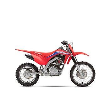 2022 Honda CRF125F for sale 201160778