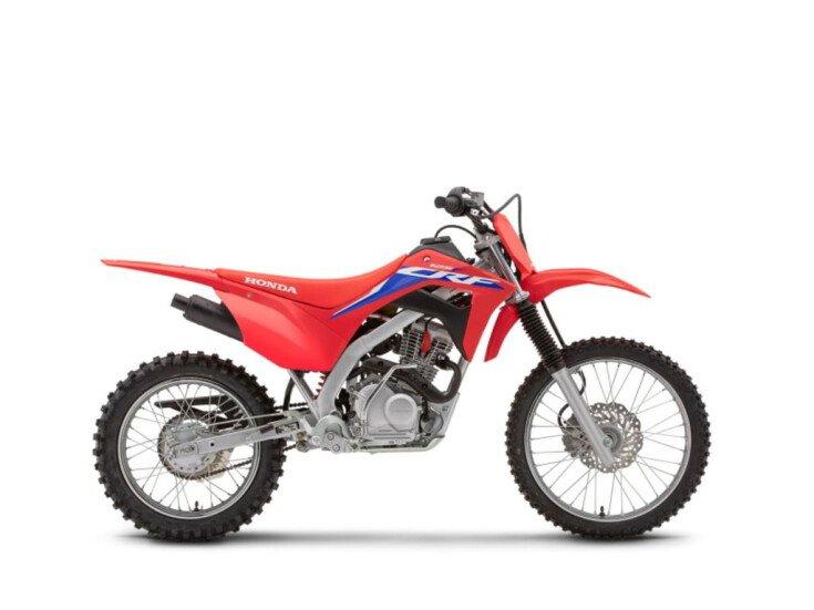 2022 Honda CRF125F for sale 201160781
