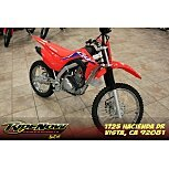 2022 Honda CRF125F for sale 201162279