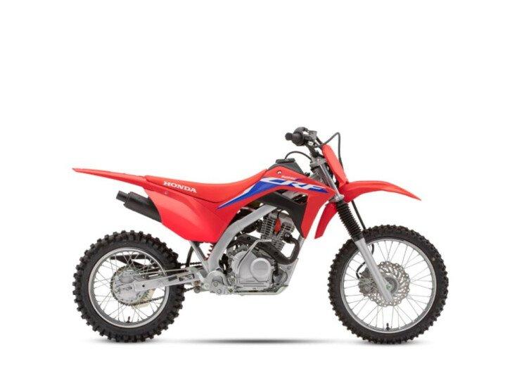 2022 Honda CRF125F for sale 201162422