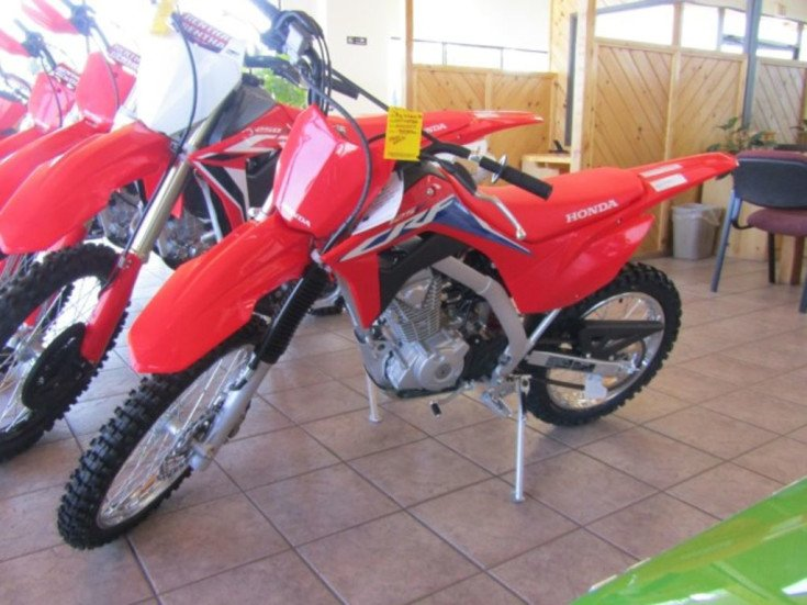2022 Honda CRF125F for sale 201178772