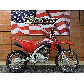 2022 Honda CRF125F for sale 201182373