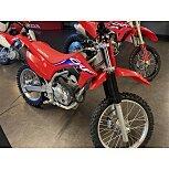 2022 Honda CRF250F for sale 201165657
