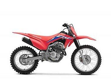 2022 Honda CRF250F for sale 201166964