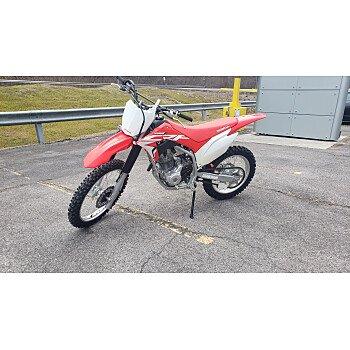 2022 Honda CRF250F for sale 201181431